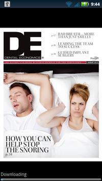 Dental Economics Magazine poster