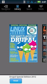 Linux Journal poster