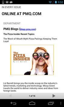 PMQ Magazine apk screenshot