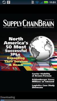 SupplyChainBrain poster