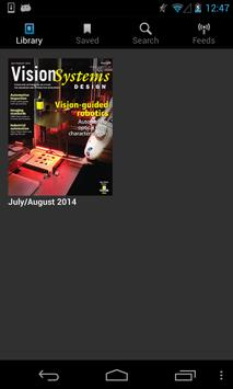 Vision Systems Design poster
