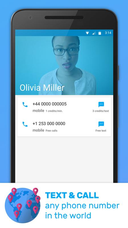 Text Free: WiFi Calling App for Android - APK Download
