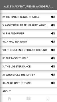 ENGLISH ESL ALICE'S ADVENTURES apk screenshot