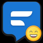 Textra Emoji - iOS Style icon