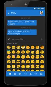 Textra Emoji - Android Style apk screenshot