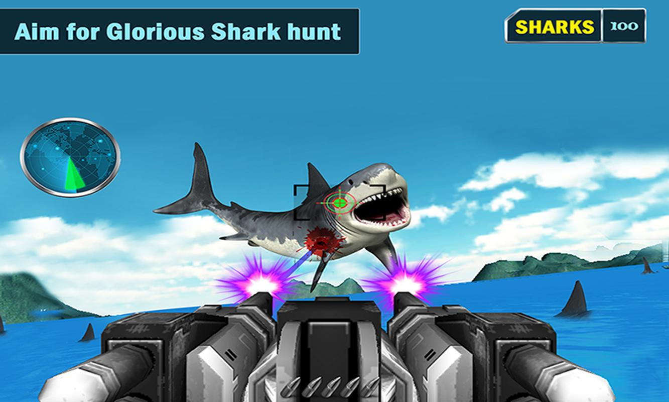 angry shark shooter 3d apk action game for android angry shark shooter 3d poster