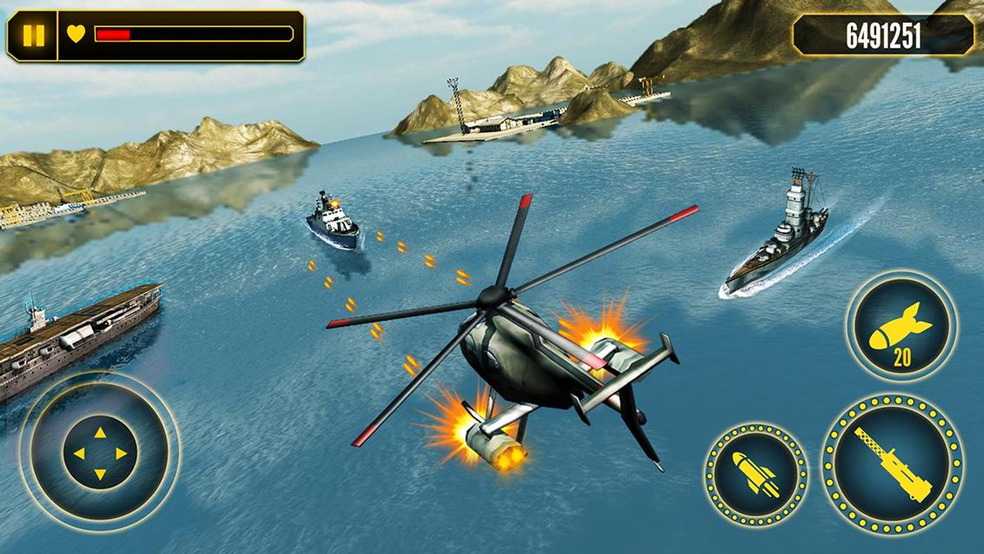 Helicopter 3D Android Game Download « The Best 10