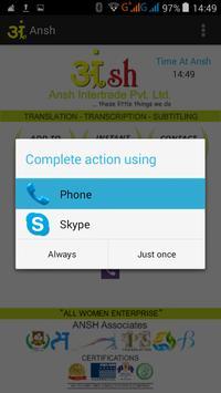 Translation apk screenshot