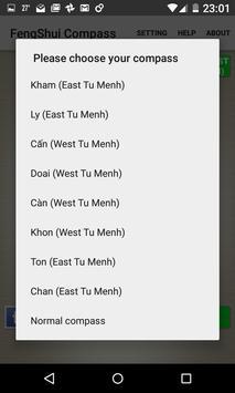 Feng Shui Compass apk screenshot