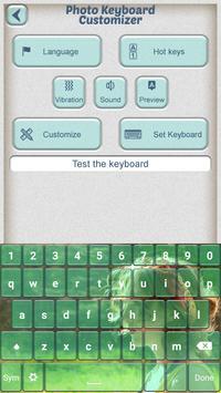 Photo Keyboard Customizer poster
