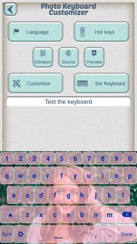 Photo Keyboard Customizer apk screenshot