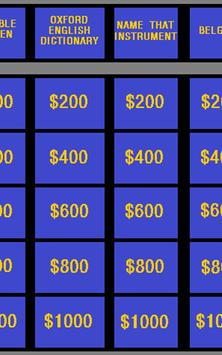 Guide for Jeopardy apk screenshot
