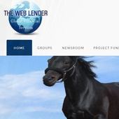 The Web Lender icon