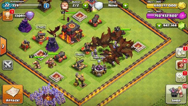 Clash The Gems apk screenshot