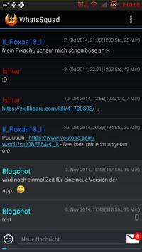 WhatsSquad apk screenshot