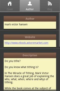 the miracle of tithing apk screenshot