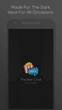 Theater Chat poster