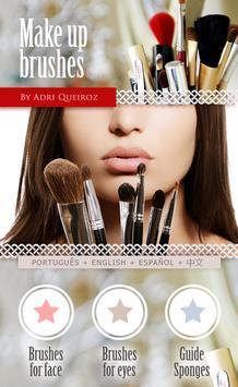Make up brushes apk screenshot