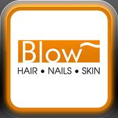 Blow Salon Ireland icon