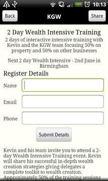 Kevin Green Wealth apk screenshot
