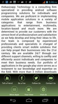 Easy SMS Popup apk screenshot