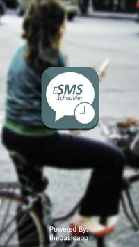 Easy SMS Scheduler poster