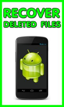 Recover Deleted Files poster