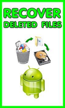 Recover Deleted Files apk screenshot