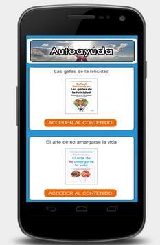 Libros y Ebooks info gratis apk screenshot