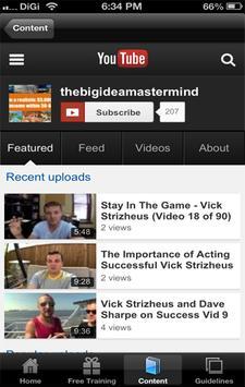 Big Idea Mastermind App for IM apk screenshot