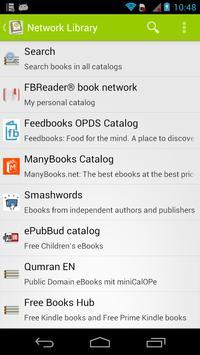 EPUB Reader PRO for android apk screenshot