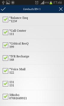 smartwebsms apk screenshot