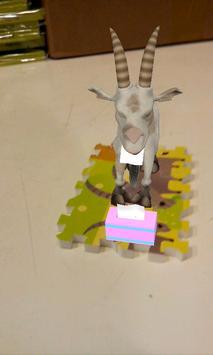 동물이살아있다 증강현실 AR 퍼즐북 poster