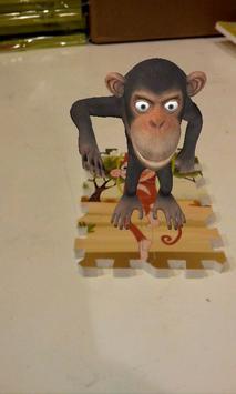 동물이살아있다 증강현실 AR 퍼즐북 apk screenshot
