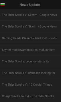 Guide for Elder Scrolls V apk screenshot