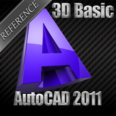 3D AutoCad 2011 Reference icon