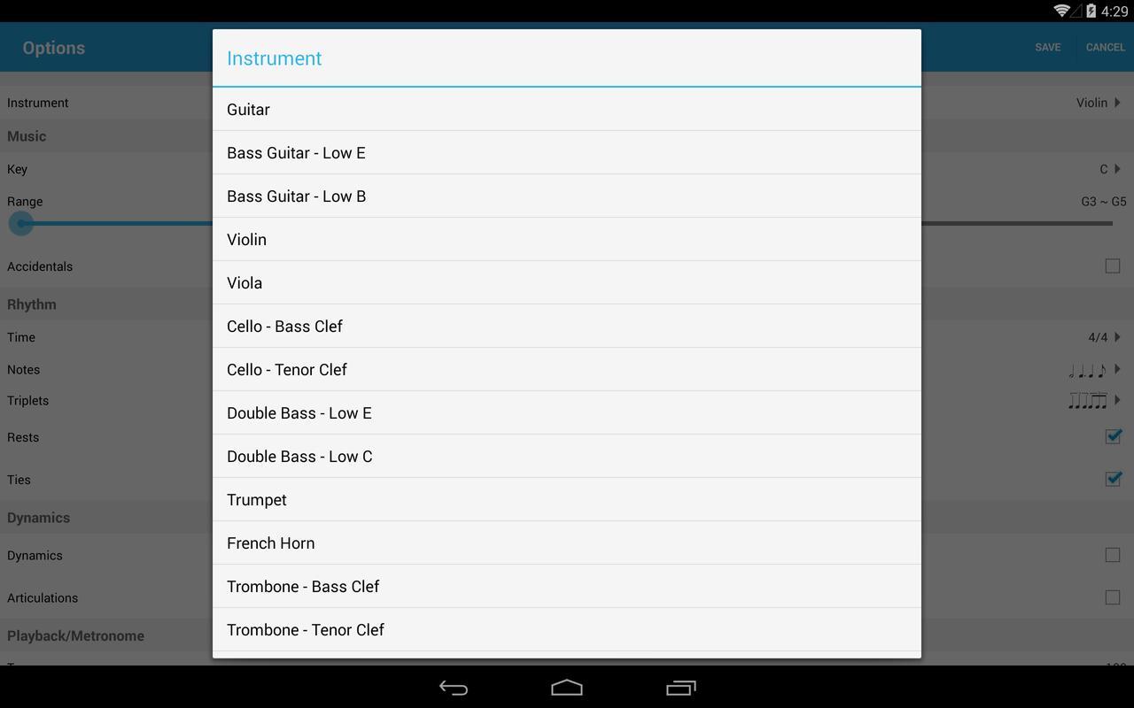 Sight Reading Machine APK Download - Free Music & Audio ...