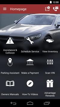 Mercedes-Benz at Herb Chambers apk screenshot