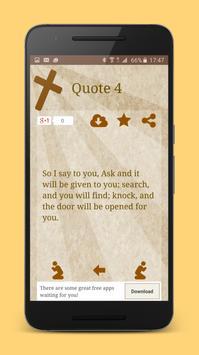 Jesus Quotes apk screenshot