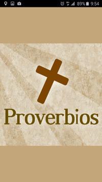 Proverbios de la Biblia poster