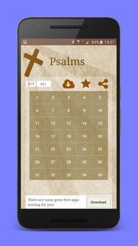 Psalms apk screenshot