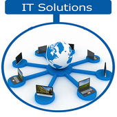 The IT Solutions icon