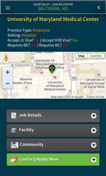 Internal Medicine Job Search apk screenshot