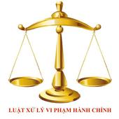 LUAT XU LY VI PHAM HANH CHINH icon