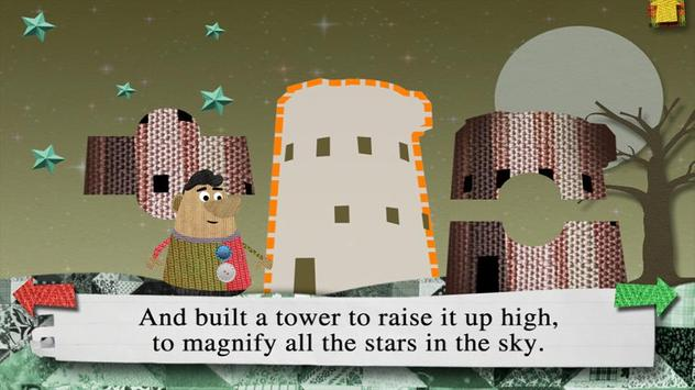 The Man Who Stared At The Sky apk screenshot