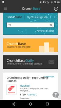 CrunchBase Viewer poster