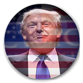 Welcome - Donald Trump icon