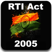 RTI - Right to Information Act icon