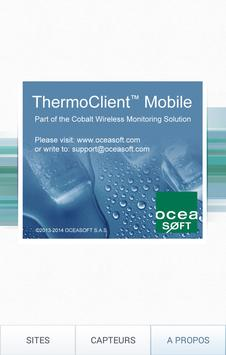 ThermoClient™ Mobile apk screenshot