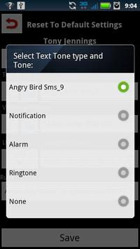 Text Tone Trial apk screenshot